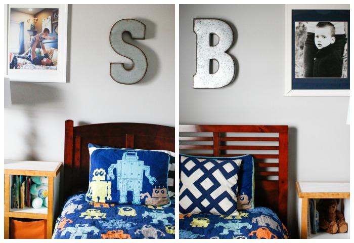 Boy Bedroom Ideas and Tips by HouseofRoseBlog.com